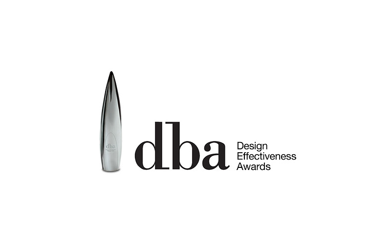 Latest news: WINNER of DBA Design Effectiveness Award