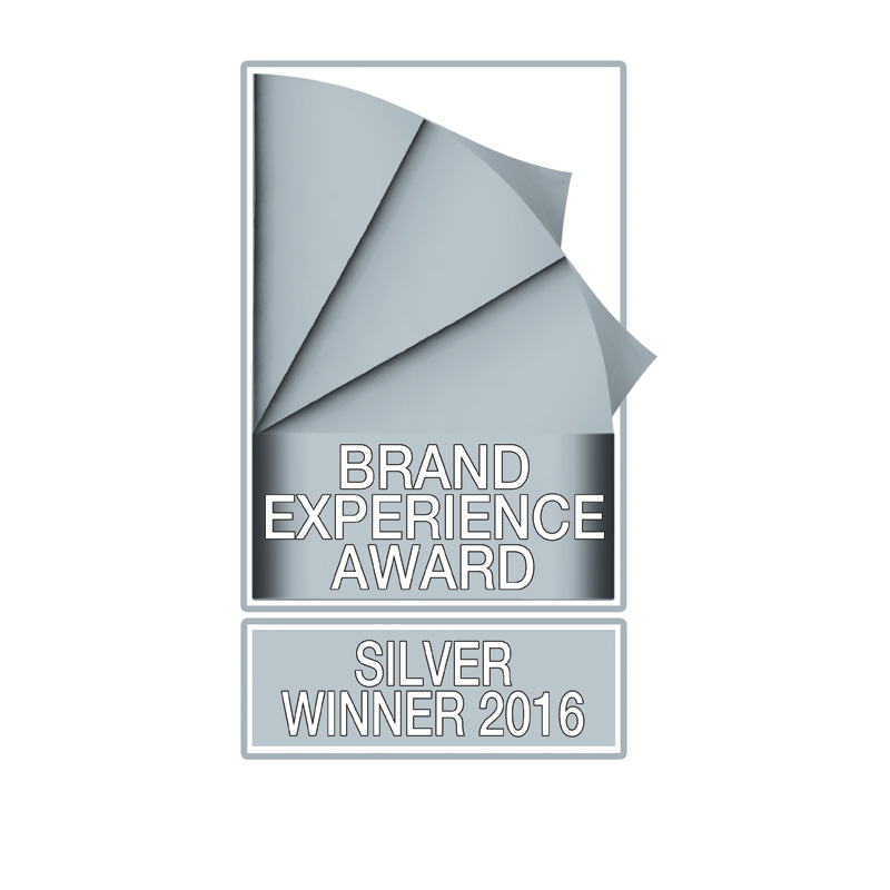 WINNER:Field Marketing and Brand Experience Awards  2016