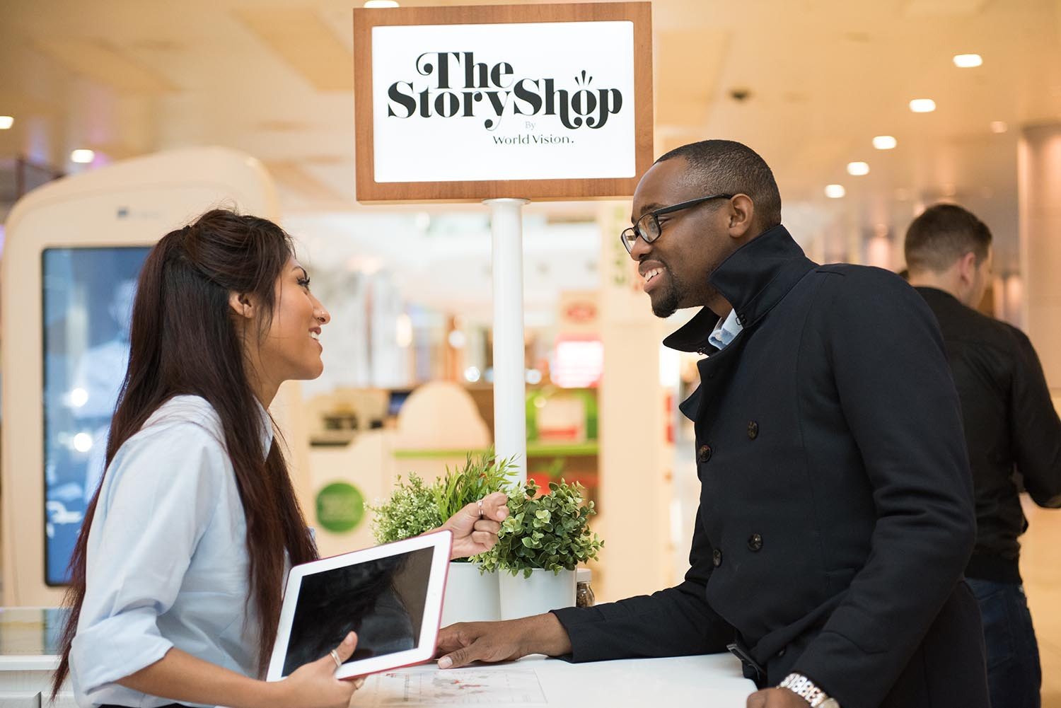 THE NEW AGE OF CHARITY RETAIL  - The Story Shop by World Vision UK