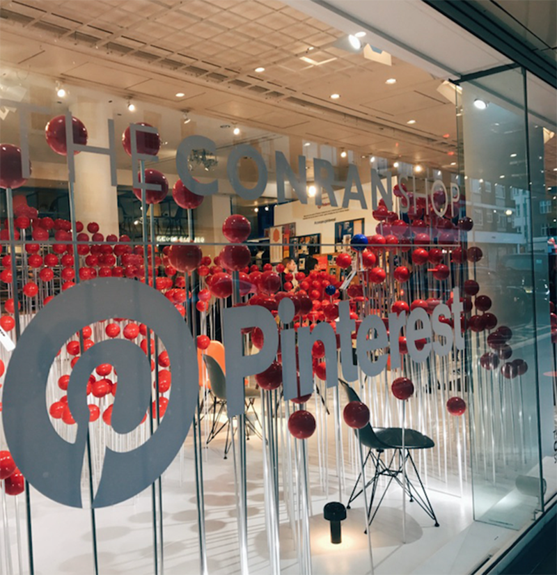 The Conran Shop x Pinterest Launch Party