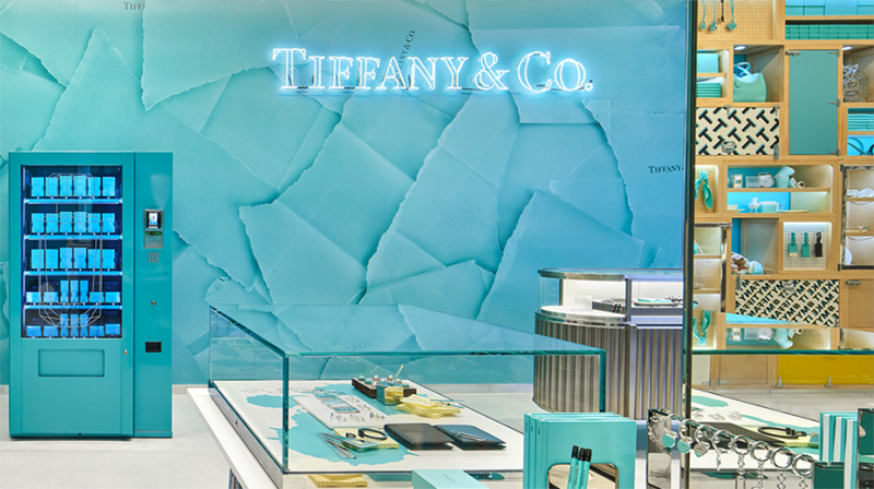Tiffany & Co. New Concept: Interactive Style Studio