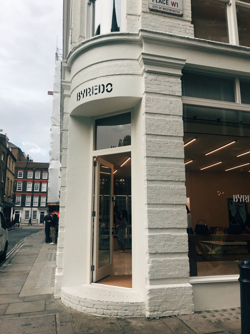Byredo London New Store