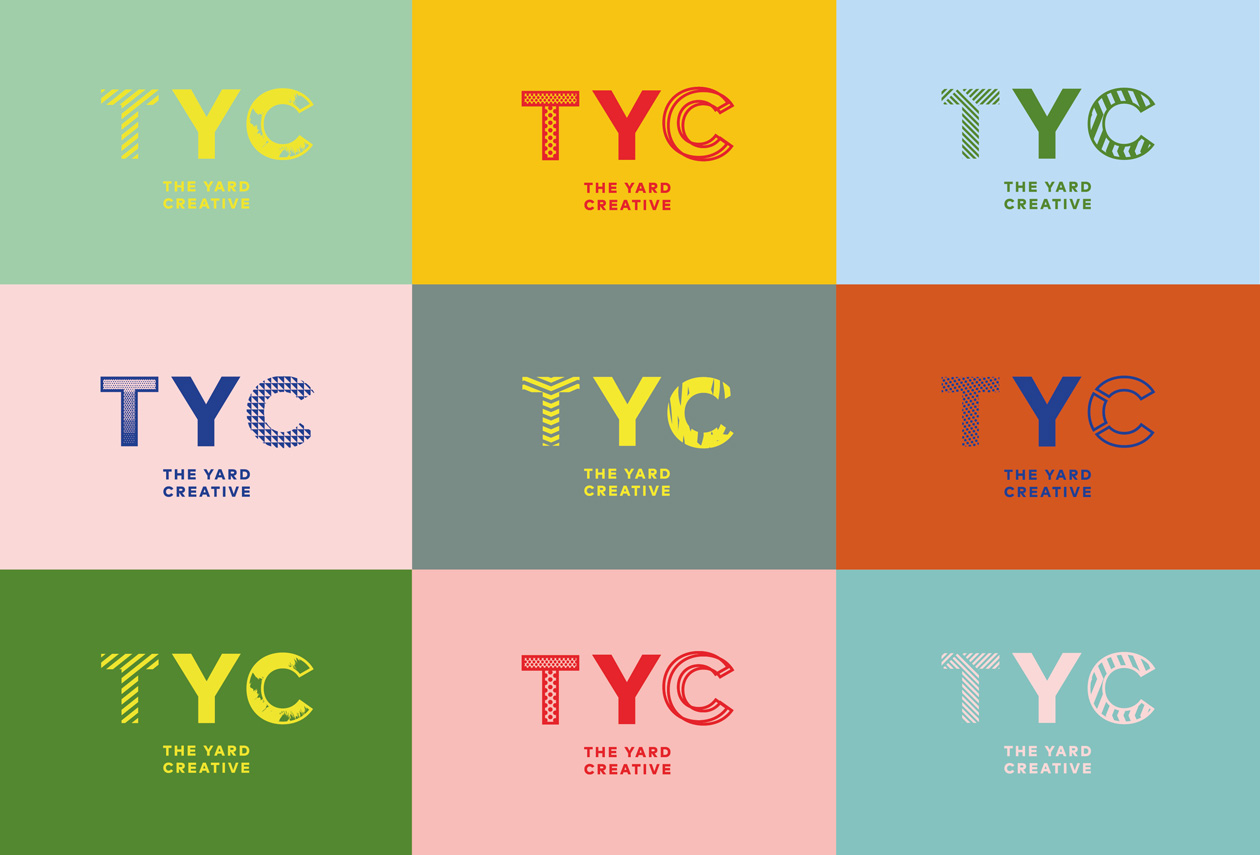 New look TYC logo mark