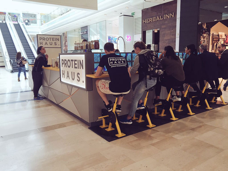 Latest news: PROTEIN HAUS. opens in Westfield Ldn