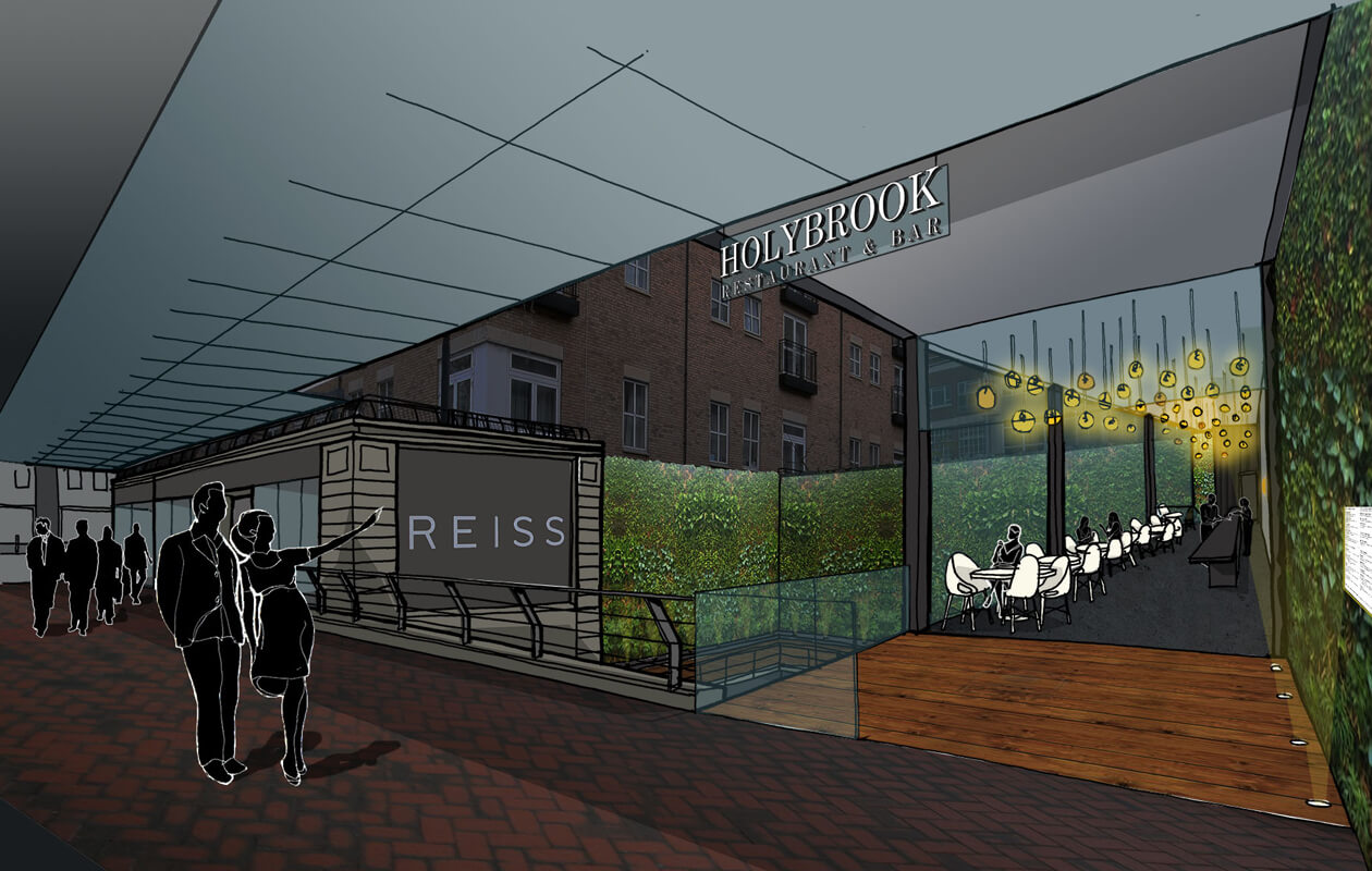 Read more about Hammerson Holy Brook