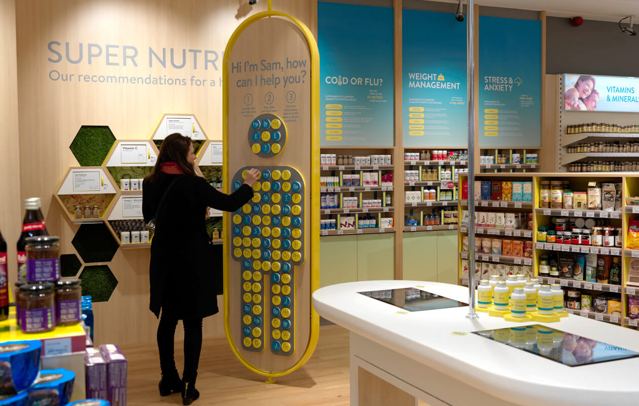 NutriCentre opens first store